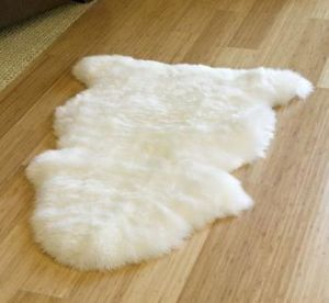Real Australia Sheepskin Fur Rug