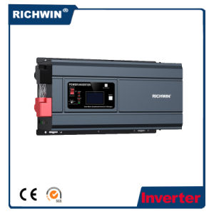 DC-AC 1kw~6kw Pure Sine Wave Low Frequency Power Inverter