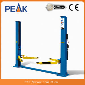 Hydraulic Direct-Drive Dual Columns Auto Lift for Carport (209X) pictures & photos
