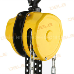 Small Lifting Tool of 2ton Chain Block pictures & photos