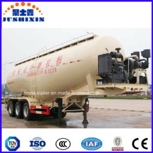50cbm Bulk Cement Tank Semi Trailer, Bulk Cement Trailer, Bulk Cement Tanker, Cement Bulk Carriers, Bulk Cement Transport Truck Semi Trailer pictures & photos