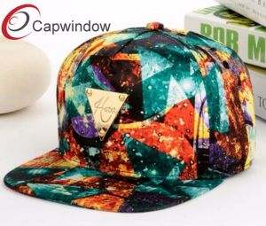 Colorful Embroidery Design Snapback Hat with Hip-Hop Style pictures & photos