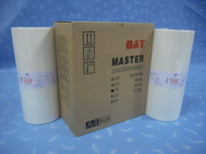China New Compatible Fr A4 Master Roll for Duplicator Fr2950 pictures & photos