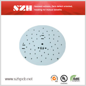 UL Approved High Tension Aluminum Base LED Lamp PCB Board pictures & photos
