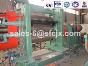 3 Roller Rubber Calender, Three Roller Rubber Calender Machine pictures & photos