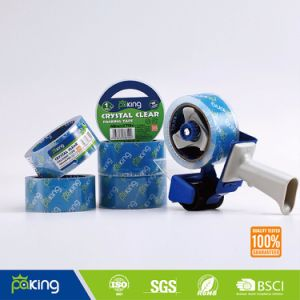Super Clear BOPP Packaging Tape with No Bubble pictures & photos