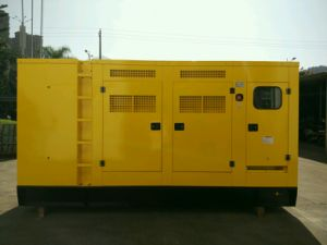 400kVA Cummins Diesel Generator Set Silent Type pictures & photos