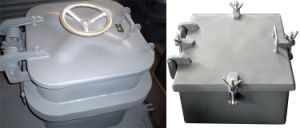 Marine A60 Fire Proof Watertight Hatch Cover pictures & photos