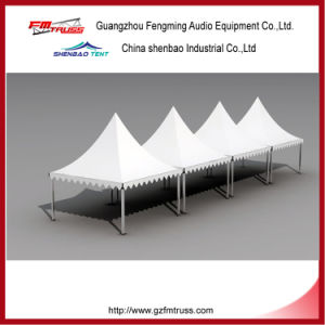 10 People Bedouin Tent Aluminum Pagoda Tent for Sale pictures & photos