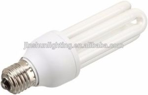 Energy Saving Light Bulb 3u 20W25W High Quality CFL Lamp pictures & photos