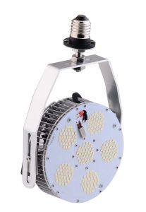 Dlc Listed Outdoor Lighting 120 Watt E40 LED Street Light Bulb with Dimmable pictures & photos