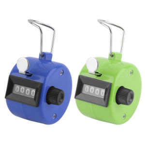Golf Handheld Manual 4 Digit Number Tally Counter pictures & photos
