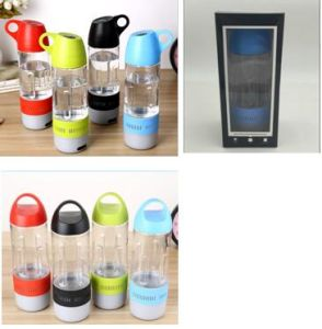 PS7 Waterproof Outdoor Bicycle Bottle Bluetooth Speaker with Bqb FCC pictures & photos