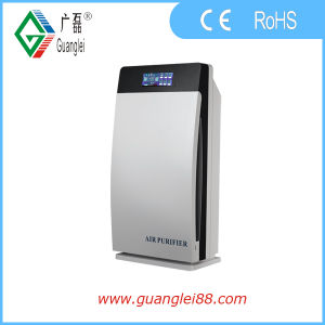 Elegant Shape Ozone Pm2.5 UV HEPA Air Purifier with LCD Display pictures & photos