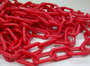 Plastic Coated Safety Link Chain pictures & photos