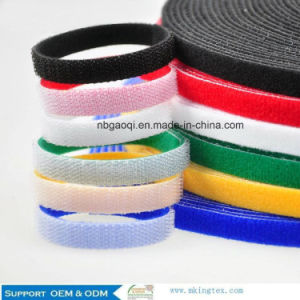 Reusable Hook and Loop Cable Ties pictures & photos