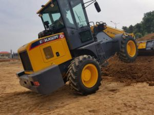 Telescopic Wheel Loader T2000 2ton pictures & photos