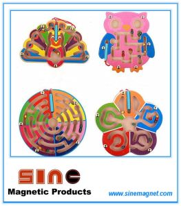 New Wooden Magnetic Maze for Educational Toys pictures & photos