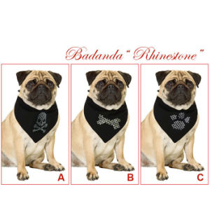 Hot Iron Cool Dog Bandanas Fashion Harness Pet Accessories pictures & photos