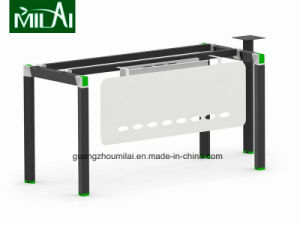 Latest Design Metal Table Frame Office Manager Computer Desk Furniture pictures & photos