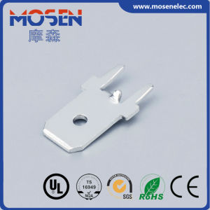 Male Terminal Lugs DJ6111-6.3*0.8b 1217861-1 Wire Connector pictures & photos