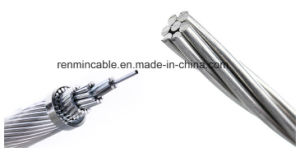 Manufacture Overhead Conductor Bare Aluminum Conductor AAC Conductor with Best Price pictures & photos