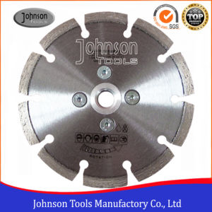 Diamond Tools: 125mm Laser Welded Saw Blade for Stone pictures & photos