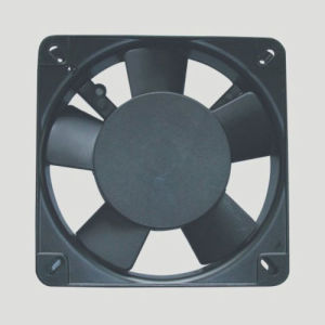 110*110*25mm Mini Ventilation Axial AC Fan pictures & photos