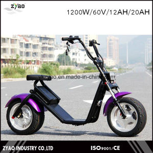 2016 Newest City Scooter with Lithium Battery Moped Scooter for Adult pictures & photos