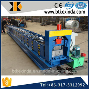 Kxd Automatic Galvanized Steel Gutter Rolling Machine pictures & photos