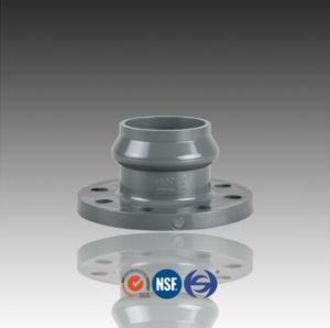 De225 De250 De315 De355 De400 PN10 PVC Faucet Flange for Water Supply pictures & photos