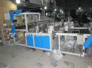 6 Lane Bottom Sealing Shopping Bag Cutting Machine pictures & photos