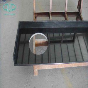 Mongolian Black, China Black Basalt, Dark Basalt, Light Basalt for Flooring and Wall pictures & photos