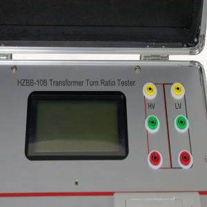 Low Cost 0.9-6000 Auto TTR Transformer Turns Ratio Tester pictures & photos