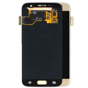 Cell Phone Touch Screen for Samsung S7 G930f LCD Display Complete pictures & photos