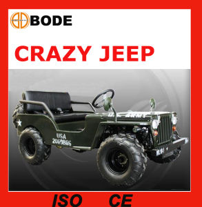 China Made 110cc/125cc/150cc Army Jeep Mc-424 pictures & photos