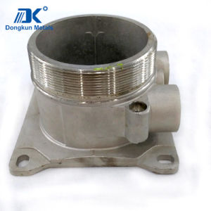 Stainless Steel Pump Parts Customized pictures & photos