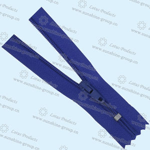 China Top Quality Metal/ Nylon Open End Zipper - China Zipper, Metal Zipper pictures & photos