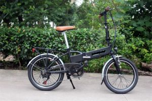F/R V Brake 36V 250W High Speed Electric Bike pictures & photos