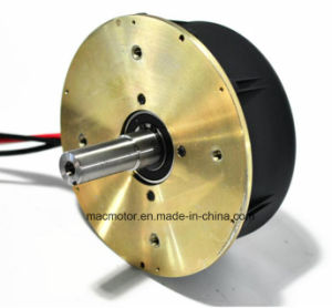 Geared DC Electric Motor for Lawn Mower (M12980-1) pictures & photos