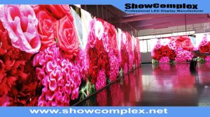 Indoor Full Color Rental LED Display Screen for Conference (pH3) pictures & photos