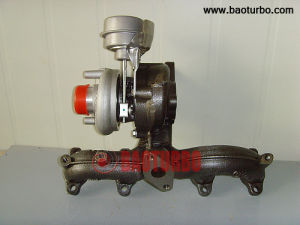 BV39 54399700017 Turbocharger for Valkswagen pictures & photos