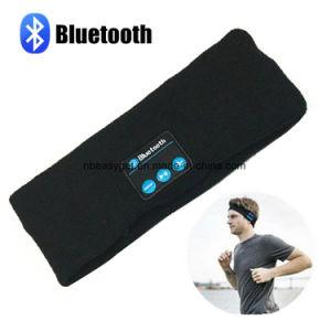 Bluetooth Music Headband, Wireless Bluetooth Stereo Headphones Headset Sport Headband Running Yoga Dancing Headband Grey Black Pink pictures & photos