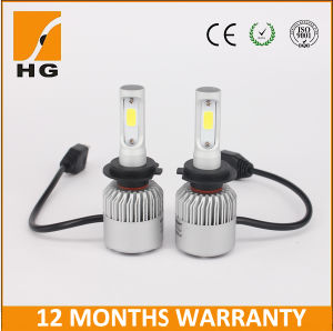 Best Selling H7 9005 9006 9012 Auto LED Headlights Bulbs H11 pictures & photos