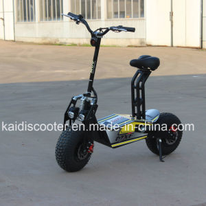 off-Road Mad Electrical Motorcycle 1600W Fat Tire 48V 12ah pictures & photos