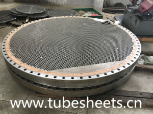 Ss304L Tube Sheet for Pressure Vessel pictures & photos