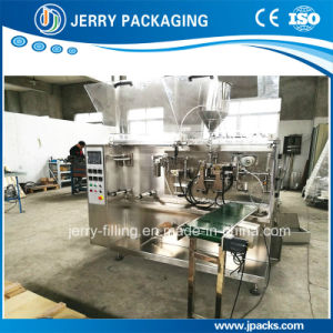 Horizontal Automatic Sachet Packing Packaging Machinery for Powder or Liquid pictures & photos