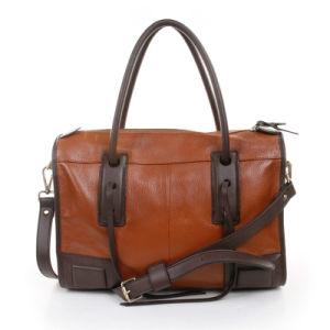 Ladies Genuine Leather Hand Bag Fashion Tote Bag Designer Handbags pictures & photos