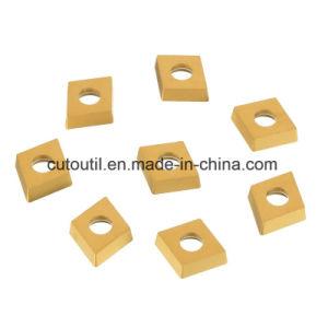 Cutoutil Ccmt0602 Sclcr/L 95degree Lathe Inserts pictures & photos