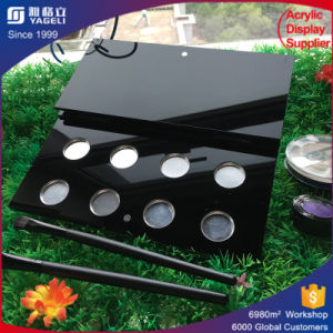 Hot Sale Acrylic Eyeshadow Organizer Makeup Tray pictures & photos